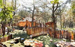THE SHILLA JEJU-Kids' Cabin