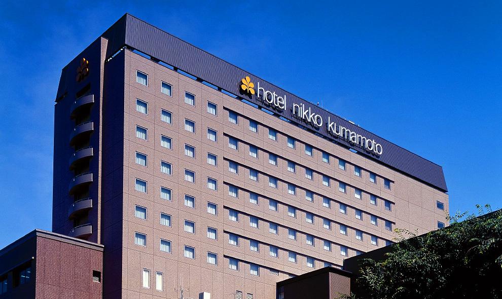 hotel nikko kumamoto luxury hotel in kumamoto. Black Bedroom Furniture Sets. Home Design Ideas