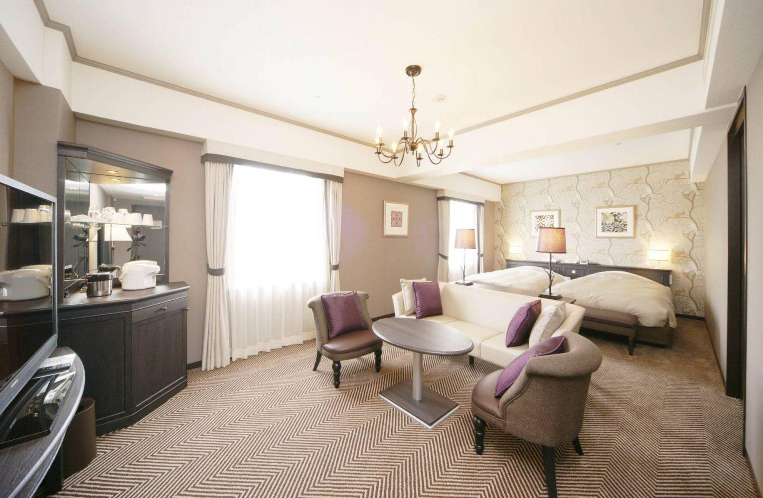 客室–ホテル日航ハウステンボス