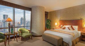 Suite bed-room