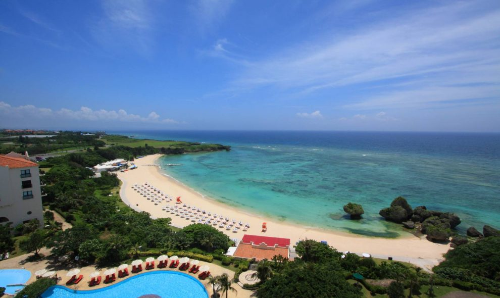 Beach Room Hotel Okinawa Website