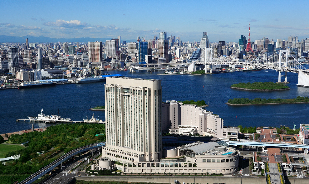 Grand nikko tokyo daiba luxury hotel in daiba okura nikko hotels
